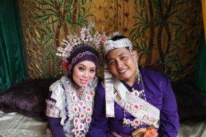 Hari Pernikahan Rony & Rahmah