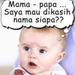 Bingung Mencari Nama untuk Dedek Bayi