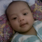 Happy 2nd Month, My Baby Salfa