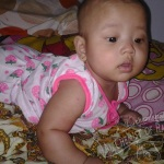 Happy 4th Month, My Baby Salfa