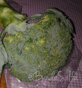 Senang Ngemil Brokoli