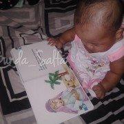 Mendekatkan Salfa dengan Buku
