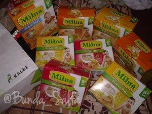 Produk Milna