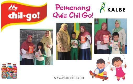 Pemenang Quiz Chil-Go!