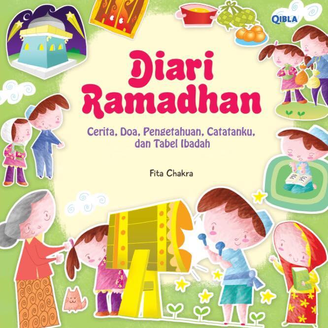 Diari Ramadhan by Fita Chakra