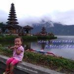 Ulang Tahun Kedua Salfa di Bedugul, Bali