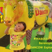 #IYABOLEH untuk Salfa Bereksplorasi di Dancow Explore Your World