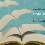 Menstimulasi Anak Suka Membaca (Day 07): Emilie dan Arthur