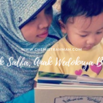 Untuk Salfa, Anak Wedoknya Bunda