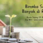 Melatih Anak Cerdas Finansial (Day 10): Boneka Sudah Banyak di Rumah