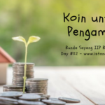 Melatih Anak Cerdas Finansial (Day 2): Koin untuk Pengamen