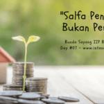 Melatih Anak Cerdas Finansial (Day 7):