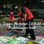 Ular Tangga, Permainan Edukatif untuk Perkembangan Anak