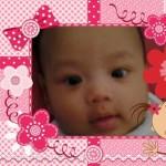 Happy 3rd Month, My Baby Salfa