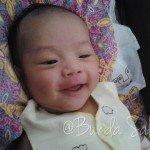 Senyum Pertama Salfa