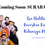 [Coming Soon-Surabaya] Gen Halilintar Bocorkan Rahasia Keluarga Mereka