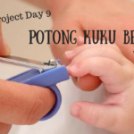 Family Project Day 9: Potong Kuku Bersama