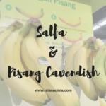 Salfa dan Pisang Cavendish