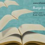 Menstimulasi Anak Suka Membaca (Day 12): Bunga dan Pohon