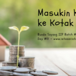 Melatih Anak Cerdas Finansial (Day 1): Masukin Koin ke Kotak Amal