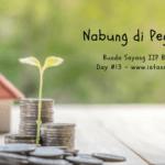 Melatih Anak Cerdas Finansial (Day 13): Nabung di Pegadaian