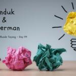 Think Creative – Day 4: Handuk dan Superman