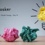 Think Creative – Day 10: Masker