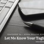 [Bunda Belajar Bisnis] Challenge 4: Let Me Know Your Tagline!