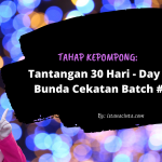 Tahap Kepompong Day 01